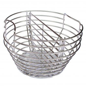Bastard Charcoal-Basket kamado