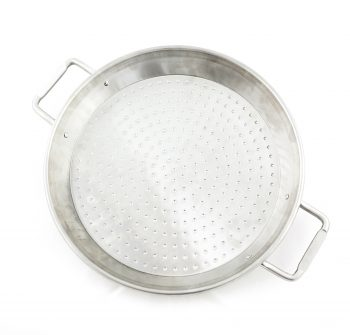 Bastard Paella-Pan kamado
