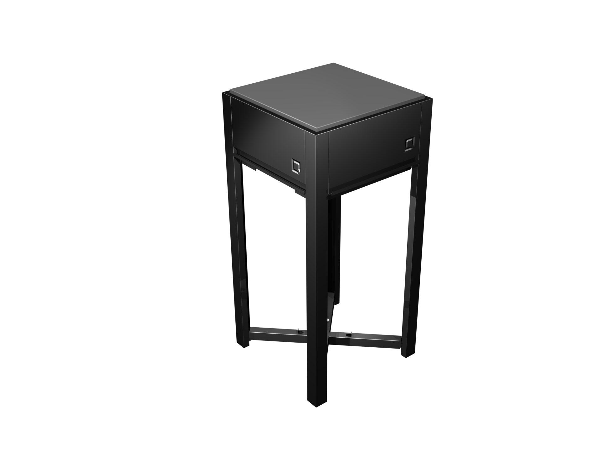 2f. Table Black